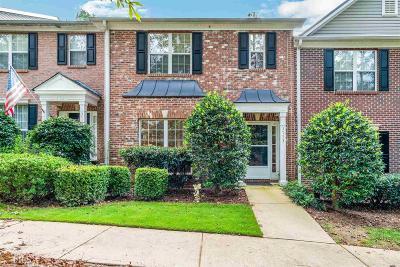 Kennesaw GA Condo/Townhouse New: $170,000