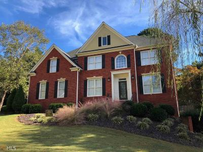 Woodstock Single Family Home For Sale: 4011 Sunhill Ct