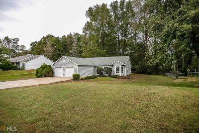 Douglasville Single Family Home New: 3782 Starlight Trail