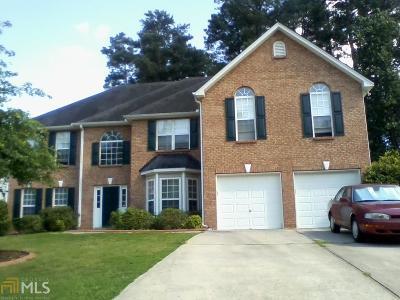 Snellville Single Family Home New: 3490 Revere