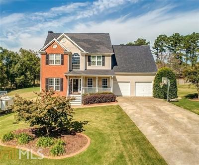 Hiram Single Family Home Under Contract: 52 Troone Ct