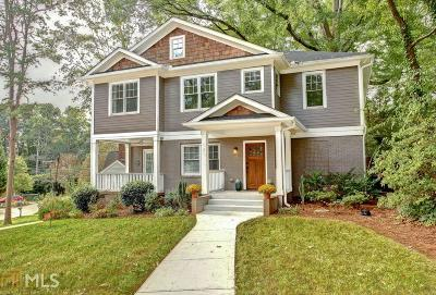 Decatur Single Family Home For Sale: 131 Mimosa Pl