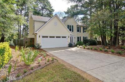 Woodstock Single Family Home New: 4005 Watkins Glen Dr