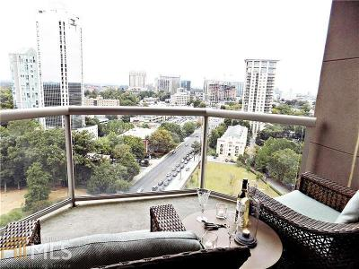 Atlanta Condo/Townhouse For Sale: 2795 Peachtree Rd #1705