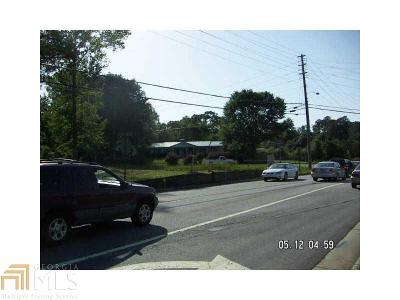 Marietta Commercial For Sale: 1949 Powder Springs Rd