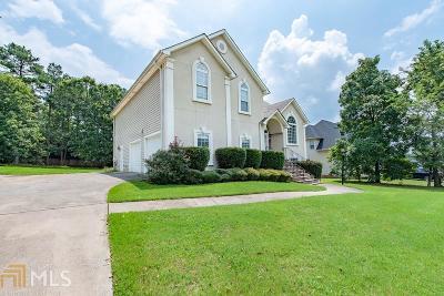 Douglasville Single Family Home New: 3260 Thorneridge Trl