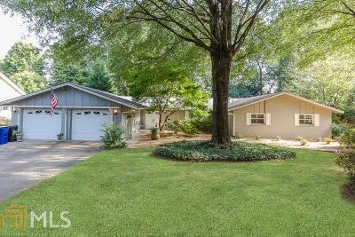 Brookhaven Single Family Home For Sale: 3461 Stratfield Dr