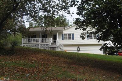 Woodstock Single Family Home New: 4236 Earney Rd