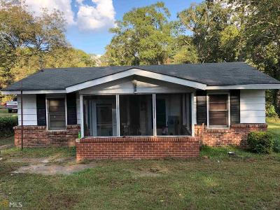 Jackson Single Family Home Under Contract: 265 Brownlee Rd