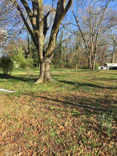 Social Circle Residential Lots & Land For Sale: Cherokee North Rd