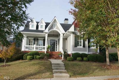 Braselton Single Family Home For Sale: 2360 Muskogee Ln
