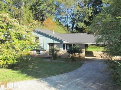 College Park Single Family Home For Sale: 5500 Old Bill Cook Rd