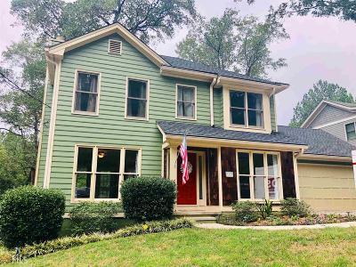 Avondale Estates Single Family Home Under Contract: 3084 Oakham Pl
