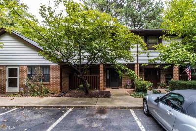 Norcross Condo/Townhouse Under Contract: 6178 Wintergreen Rd