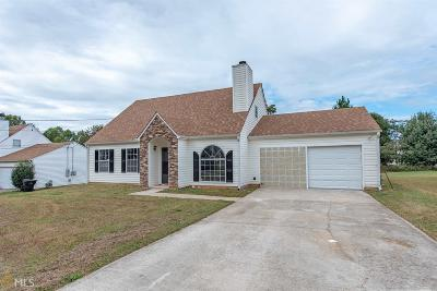 Ellenwood Single Family Home Under Contract: 2684 Holly Berry Dr