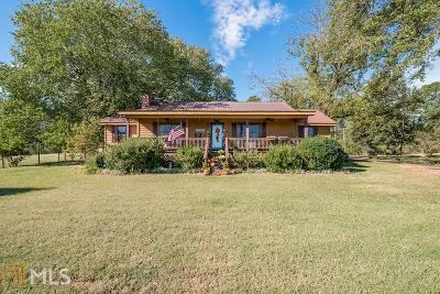 Monroe, Social Circle, Loganville Single Family Home For Sale: 2550 Double Springs Church Rd