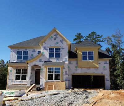 Buford Single Family Home Under Contract: 3608 Bendleton Dr #15F