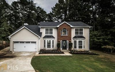 Lithonia Single Family Home Under Contract: 702 Stonebrook Dr