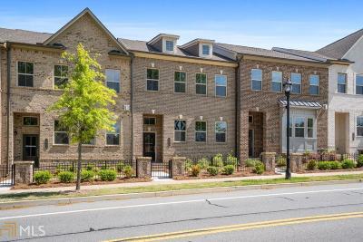 Dekalb County Condo/Townhouse For Sale: 5303 Saxondale Ln #15