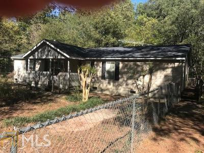 Butts County Single Family Home Under Contract: 404 Bob Thomas Rd