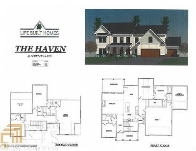 Estates At Berkeley Single Family Home For Sale: 705 Petaluma Pl #145