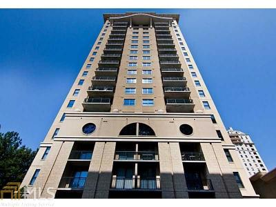 Ovation Condo/Townhouse For Sale: 3040 Peachtree Rd #305