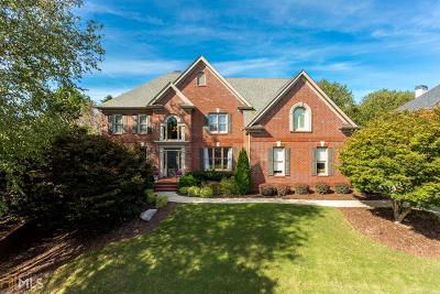 Alpharetta Single Family Home Under Contract: 5760 Seven Oaks Pkwy