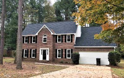 Peachtree City Single Family Home Under Contract: 108 Grapevine Curve