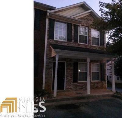 Atlanta Condo/Townhouse New: 3616 Ginnis Rd #Unit 7
