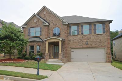 Fayetteville Single Family Home Under Contract: 185 Sylvan Loop