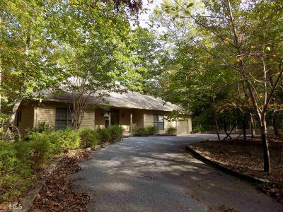 Sautee Nacoochee Single Family Home For Sale: 128 Indian Trl