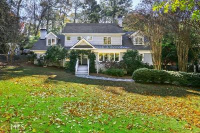 Morningside Single Family Home For Sale: 977 Wildwood Rd