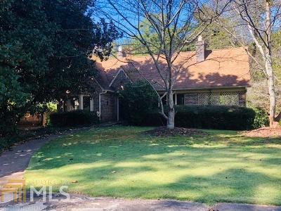 Monroe Single Family Home For Sale: 320 Walton St