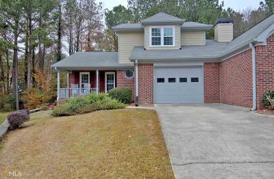 Peachtree City Condo/Townhouse Under Contract: 9 Dover Trl