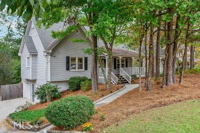 Dallas Single Family Home Under Contract: 321 Victorian Cir