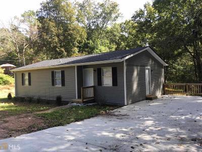 Atlanta Single Family Home New: 4460 Old Fairburn