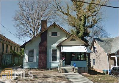 Atlanta Single Family Home New: 554 NW Elbridge