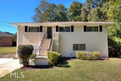 Atlanta Single Family Home New: 3533 SW Highwood Dr