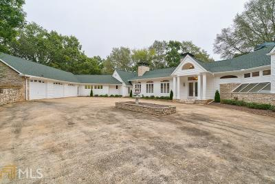 Douglas County Single Family Home For Sale: 5045 Pool Mill Rd