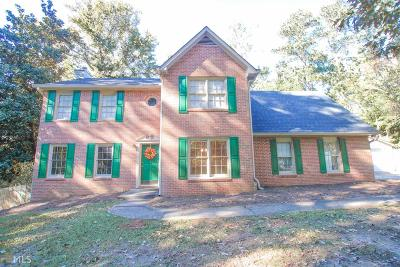 Fayetteville Single Family Home Under Contract: 100 Madison Pl