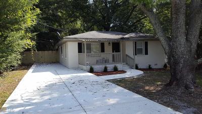 Tucker Single Family Home For Sale: 2227 Dillard St