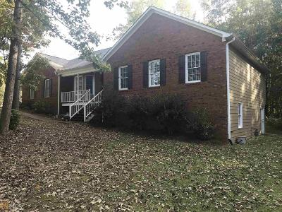 Hiram Single Family Home Under Contract: 333 Lake Swan Ct