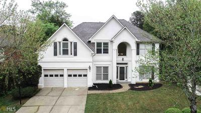 Marietta Single Family Home New: 3999 Amberley Ln