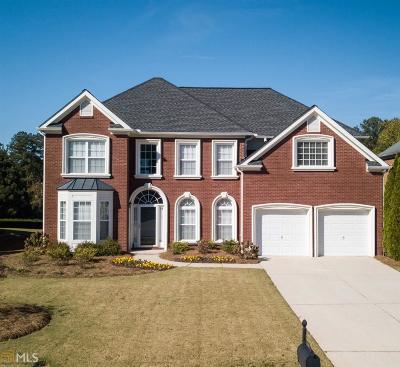 Atlanta Single Family Home New: 2808 Wolf Club Ct