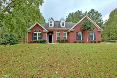 Newnan Single Family Home For Sale: 15 Cove Dr