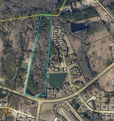 Statesboro Residential Lots & Land For Sale: Langston Chapel Rd