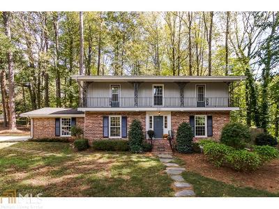 Atlanta Single Family Home New: 2264 Tristan Way #17