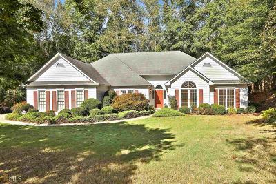 Peachtree City GA Single Family Home For Sale: $319,800