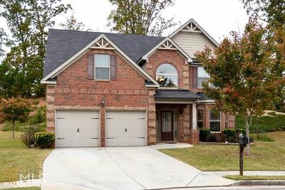 Buford Single Family Home For Sale: 3635 Clarecastle Dr