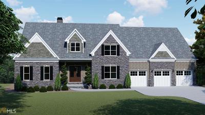 Atlanta Single Family Home New: 4561 NW Stella Drive